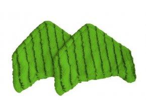 Odnímatelné návleky do multifunkčního mopu, z mikrovláken 2 ks, WENKO