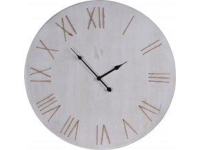 Nástěnné hodiny kulaté, Ø 60 cm