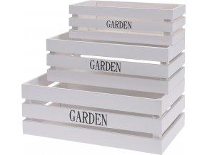 Box pro ukládání GRADEN - 3 ks ProGarden