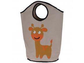 Taška na špinavé prádlo, hračky, motiv dětský - 2v1 Home Styling Collection