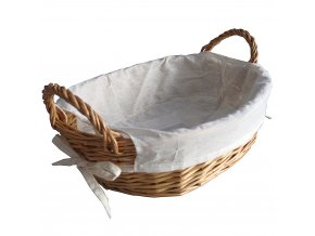 Košík na chléb, pečivo, ovoce - 35x25x15cm, ZELLER