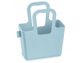 Nákupní taška, na pláži TASCHELINI - barva modrá, KOZIOL