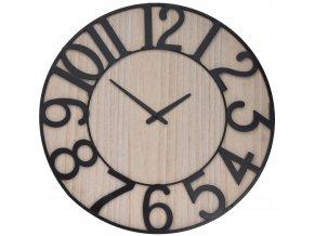 Nástěnné hodiny, kulaté, Ø 57 cm