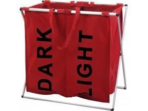 Kontejner na špinavé prádlo, 2 přihrádky - 80 l Storagesolutions
