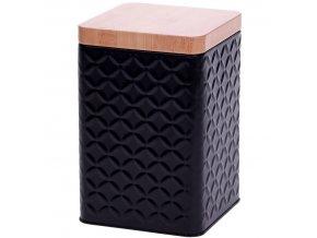 Kovová nádoba s víkem,  11x16 cm EH Excellent Houseware