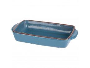 Keramické nádobí žáruvzdorné pro zapékání, barva modrá Emako