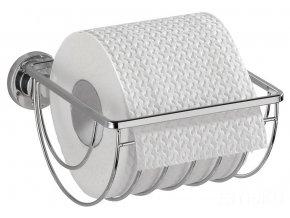 Držák na toaletní papír BOVINO, Power-Loc, nerezová ocel, WENKO
