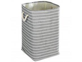 Obdélníkový koš na prádlo, MARTIM - kontejner 70 l