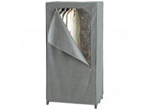 Šatník, skříň na oblečení, LIBERTÁ,150x75x50cm, WENKO