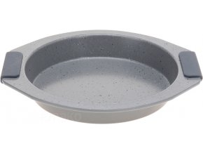 Kulatá forma na pečení - kovová s keramickým povlakem