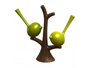 Solnička a pepřenka Pi: p - hnědý stromeček, KOZIOL