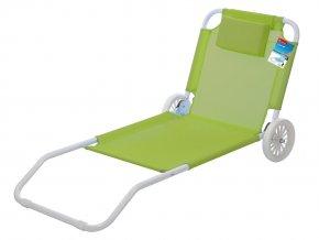Skládací židle LOUNGER - zahradní, plážové Emako