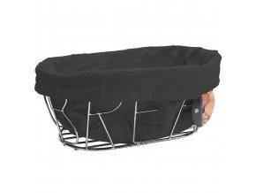 Košík na chléb, pečivo, ovoce - 28x18x11 cm