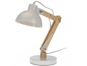 Stolní lampička LOFT na kancelářský stůl, stojací