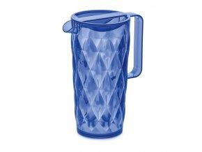 Džbánek CRYSTAL - modrá barva, KOZIOL