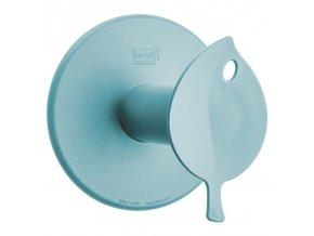 Držák na toaletní papír SENSE - barva tyrkysová, KOZIOL