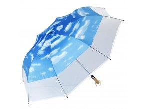 Automatický deštník  s motyvem 360°, WENKO