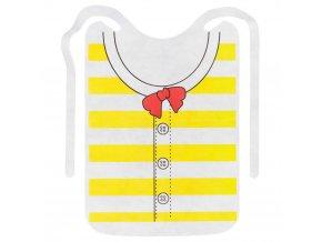 Bryndák pro dospělé, 6 ks - barva žlutá, WENKO