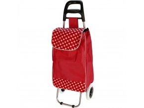 Vozík na kolečkách, nákupní taška Emako