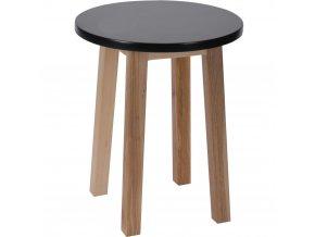 Taburet - stolek kávový, Ø 24 cm Home Styling Collection