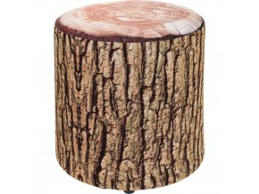 Taburet TREE TRUNK DESIGN, 30x34 cm Home Styling Collection