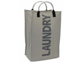 Koš na špinavé prádlo LAUNDRY – kontejner 40 l