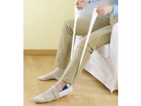Gadget pro navlékání ponožek a punčoch, BEZ PŘEDKLÁNĚNÍ SE, WENKO