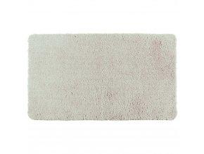 Koupelnový kobereček  POLY PEBBLE, 120 x 70 cm, WENKO, krémová barva,