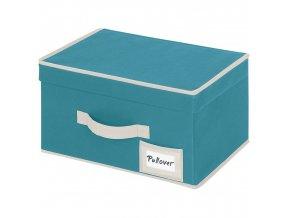 Box pro skladování BREEZE - skládací, velikost S, WENKO