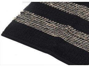 Koberec  dekorativní, rohožka z bavlny, 120x180 cm