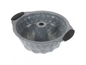 Kruhová pečící forma - uhlíková ocel, žulový povlak non stick Ø 23 cm