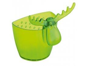 Sítko na čaj RUDOLF - barva zelená