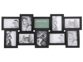 Obdélníkový rámeček - pro 10 fotek Emako