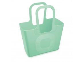 Multifunkční nákupní taška, na pláži TASCHE XL - barva mentolová, KOZIOL