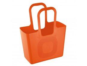 Multifunkční nákupní taška, na pláži TASCHE XL - barva oranžová, KOZIOL