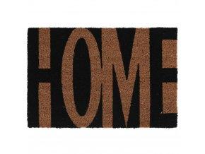 Rohožka z kokosového vlákna HOME, 60x40 cm