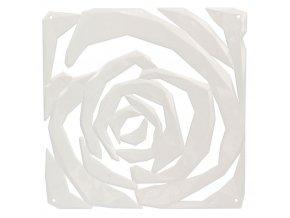 Dekorace na zeď  ROMANCE, barva bílá, KOZIOL