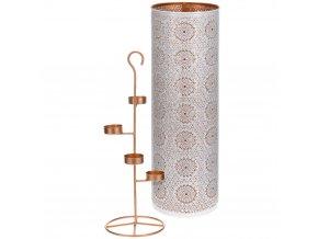 Stojan na čajové svíčky, lampion 50 cm