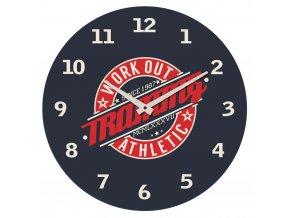 Nástěnné hodiny SPORT, Ø 60 cm