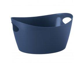 Škopek do koupelny BOTTICHELLI, velikost L- barva modrá, KOZIOL