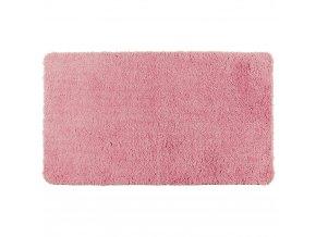 Koupelnový kobereček POLY BLUSH PINK 120 x 70 cm, růžová barva WENKO