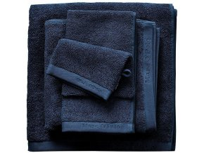 Měkká žínka na mytí těla, doplněk do koupelny, 100% bavlna, Marc O'Polo, mytí ručník, 16 x 22 cm