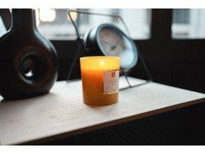 Kovové hodiny, CALEDONIAN stolní hodiny, černá barva