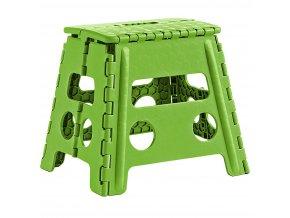 Skládací stolička, protiprokluzový stolek, ZELLER