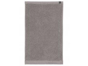 Koupací ručník, velký ručník, koupelny ručník,100% Bavlna, béžová barva, Essenza - 60x110