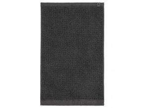 Koupací ručník, velký ručník, koupelny ručník,100% Bavlna, šedá barva, Essenza, 60x100 cm - 50x100