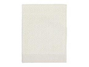 Velký ručník, koupací ručník, koupelny ručník, 100% Bavlna, béžová barva, Essenza - 50x100