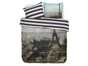 Povlečení na dvojlůžko PARIS, sada bavlněného povlečení, 100 % bavlna - Covers & Co -  200x220+2/60x70