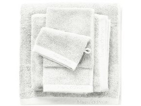 Luxusní froté ručník, koupací ručník, bavlna, bilá barva, 30 x 50 cm, 50 x 100 cm, 70  x 140 cm - 30x50