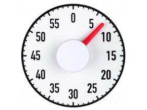 Kuchyňská minutka s magnetem - Ø 19 cm, WENKO